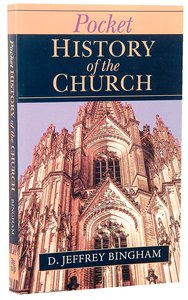 Pocket History of the Church (Ivp Pocket Reference Series)