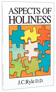 Aspects of Holiness (Great Christian Classics Series)