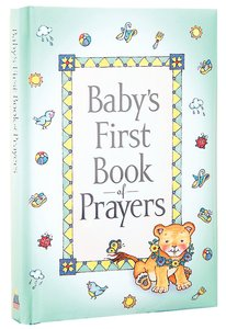 Babys First Book of Prayers
