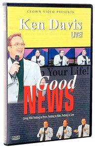 Good News (Ken Davis Live Series)