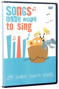 25 Sunday School Songs Kids Love to Sing