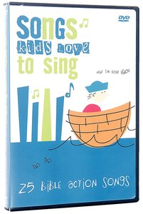 25 Bible Action Songs Kids Love to Sing