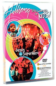 Hillsong Kids 2004: Jesus is My Superhero (Ntsc)