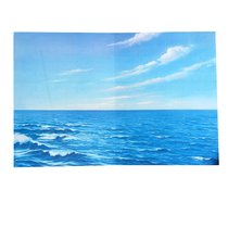 "Lukens Large Mounted Water & Sky Background (32"" X 48"")"