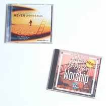 Never Looking Back/ Winds of Worship 11 Pack (Winds Of Worship Series)