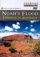 Noah's Flood: Evidence in Australia (62 Minutes) DVD