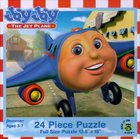 Puzzle: Jay Jay the Jet Plane At Tarrytown (24 Piece)