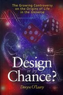 By Design Or By Chance? Paperback