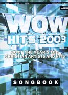 Wow 2003 Songbook