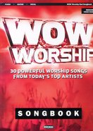 Wow Worship Red 2004 Music Book Paperback