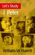 1 Peter (Let's Study (Banner Of Truth) Series) Paperback