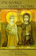 Sayings of the Desert Fathers Paperback