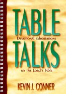Table Talks Paperback