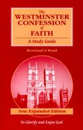 Westminster Confession of Faith (Study Guide) Paperback