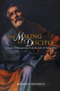 The Making of a Disciple Hardback