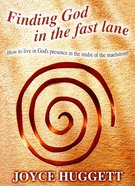 Finding God in the Fast Lane Paperback