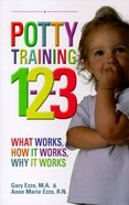 Potty Training 1 2 3 Paperback