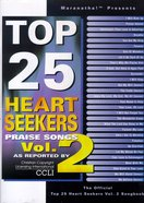 Ccli Top 25 Heart Seekers 2 (Music Book) Paperback