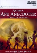 "Artistic Ape Anecdotes ""The Art of Deception"" DVD"