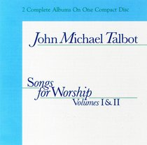 Songs For Worship Volume 1 and Vol 2