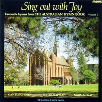 Sing Out With Joy Volume 1