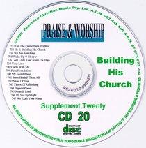 Rcm Volume C: Supplement 20 Building His Church (2 Cds) (732-747)