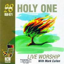 Rcm Volume E: Supplement 28 Holy One (Split Trax) (858-871)