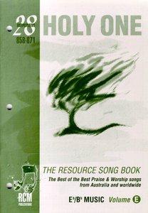 Rcm Supp 28 B Flat/E Flat Music Book
