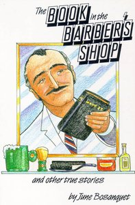 Book in the Barbers Shop