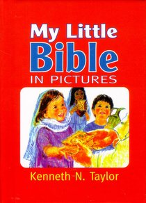 My Little Bible in Pictures (Miniature)