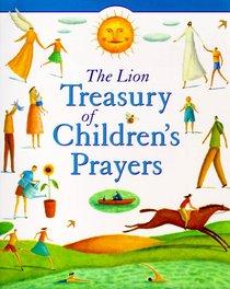 The Lion Treasury of Childrens Prayers