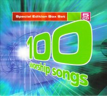 100 Worship Songs 5 CD Boxed Set