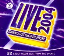 Live 2004 Double CD