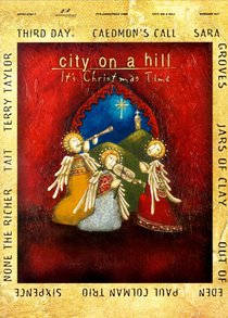 City on a Hill: Its Christmas Time (Music Book)