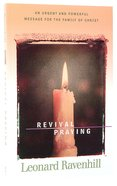 Revival Praying Paperback