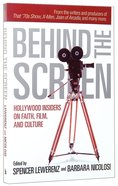 Behind the Screen Paperback