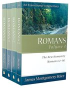 Romans (4 Volume Set) (Expositional Commentary Series)