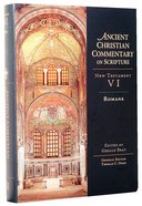 Accs NT: Romans (Ancient Christian Commentary On Scripture: New Testament Series) Hardback
