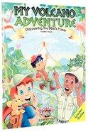 Dlc My Volcano Adventure Ages 6-12 (Leader) (Discipleland Curriculum Series)