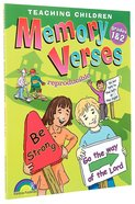 Teaching Children Memory Verses Grades 1&2 Paperback