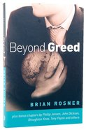 Beyond Greed Paperback
