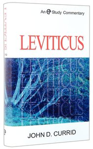 Leviticus (Evangelical Press Study Commentary Series)
