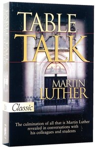 Table Talk (Pure Gold Classics Series)