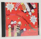 Ten More Little Fingers of Christmas CD