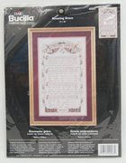 Cross Stitch: Amazing Grace 30Cm X 50Cm