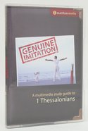 Genuine Imitation: A Multimedia Study Guide to 1 Thessalonians Win/Mac Cd-rom