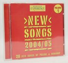 New Songs 2004/05 #01 (Worship Experience Series) CD