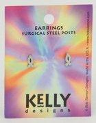 Earrings Kelly Design: Fish (Lead-free Pewter) Jewellery