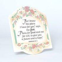 Plaque: Jeremiah 29:11