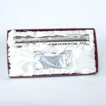 Silver Christening Certificate Holder